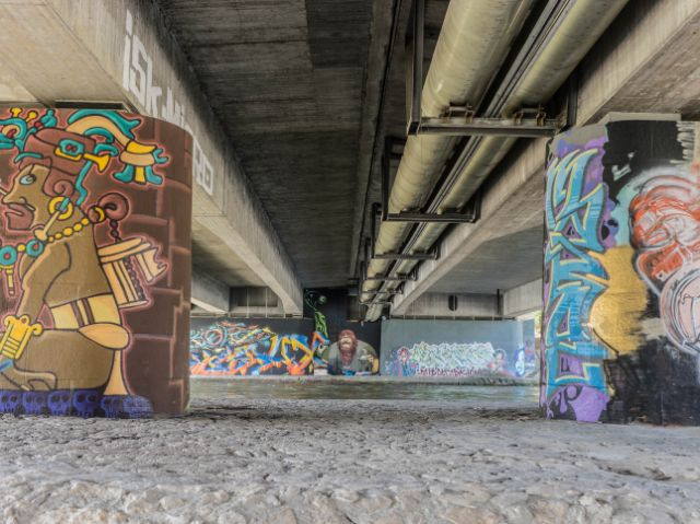 Streetart in München, Foto: Lukas Fleischmann