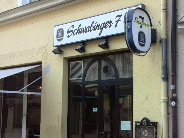 Die Schwabinger 7 in Schwabing, Foto: muenchen.de/Mark Read