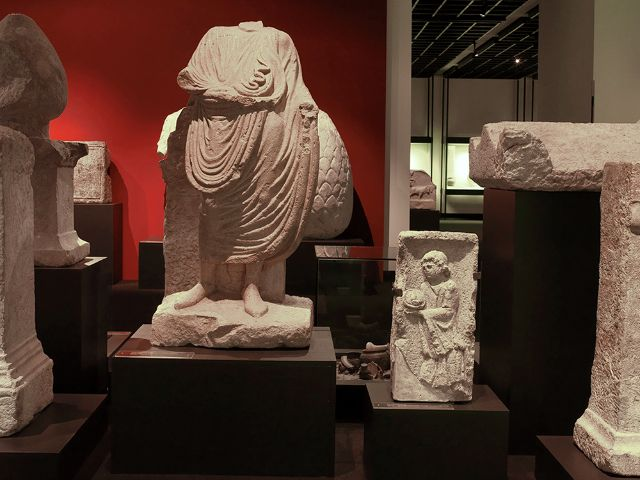 Archäologische Staatssammlung, Foto: Archäologische Staatssammlung