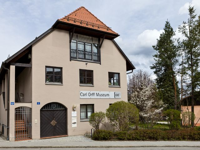 Carl Orff Museum in Dießen am Ammersee, Foto: Anja Bach