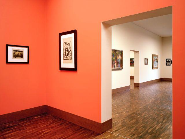 Franz Marc Museum in Kochel am See, Foto: Roger Frei