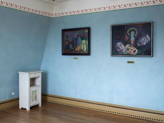 Münter-Haus in Murnau, Foto: Städtische Galerie im Lenbachhaus München