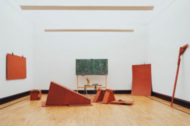 Lenbachhaus, Foto: Joseph Beuys Estate/VG Bild-Kunst, Bonn 2013 Foto: Florian Holzherr