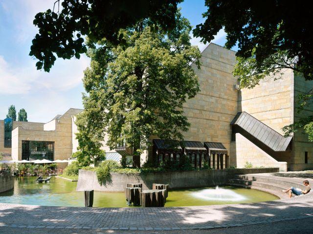 Neue Pinakothek München, Foto:  Neue Pinakothek