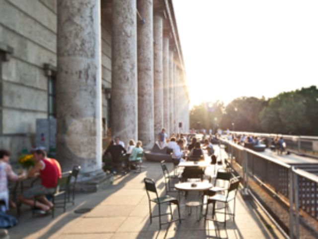 Haus der Kunst München, Foto: Maximilian Geuter