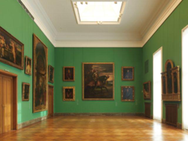 Sammlung Schack Galerie München, Foto: Bayerische Staatsgemäldesammlungen, München - Sammlung Schack