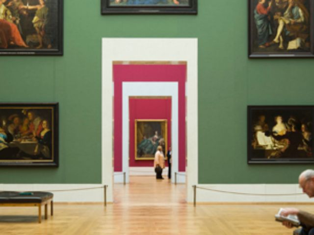 Alte Pinakothek Ausstellungsräume, Foto: Alte Pinakothek