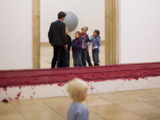 Haus der Kunst München Kinder- und Jugendprogramm, Foto: Jörg Koopmann 2007