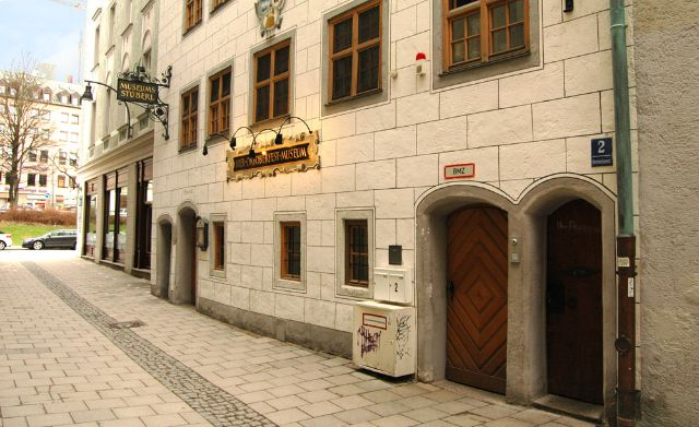 Beer- and Oktoberfest Museum