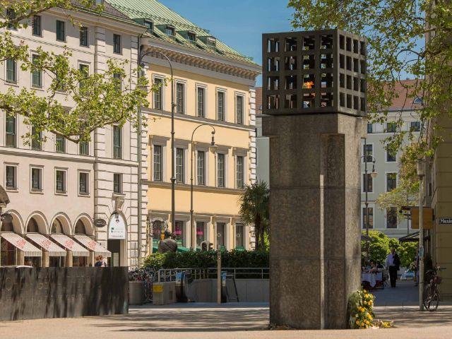 Platz der Opfer des Nationalsozialismus, Foto: Immanuel Rahman