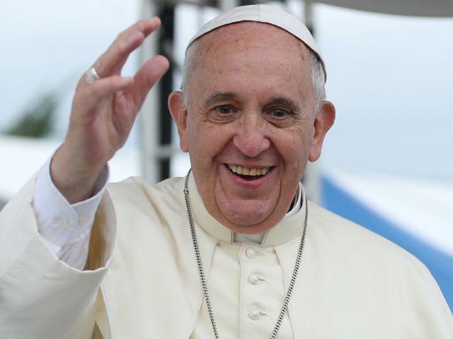 Papst Franziskus, Foto: Korea.net / Korean Culture and Information Service (Jeon Han)