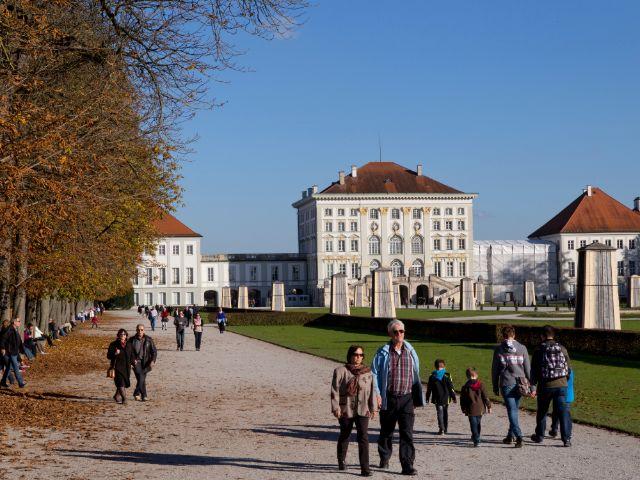 Schloss Nymphenburg, Foto: Katy Spichal