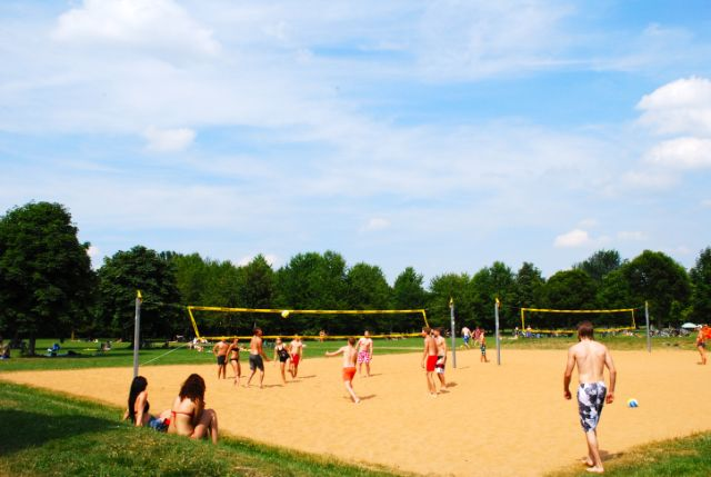 Lußsee Volleyball