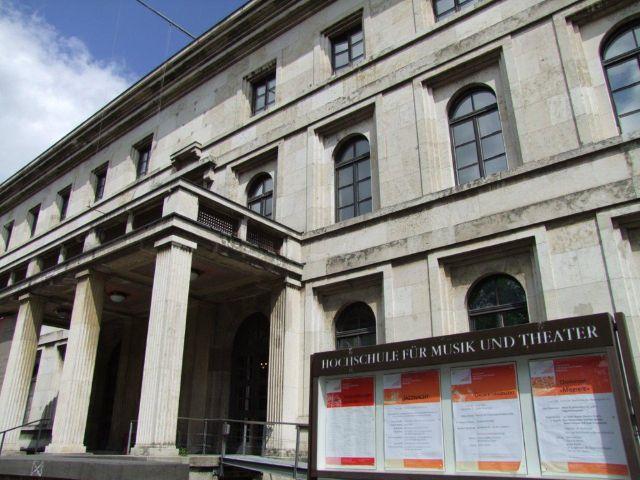 Allgemeine Informationen, Foto: Hochschule für Musik und Theater München