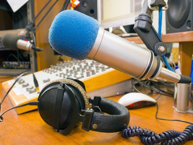 Radiostation, Foto: Dima Kalinin/shutterstock.com