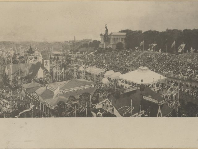 Oktoberfest 1905