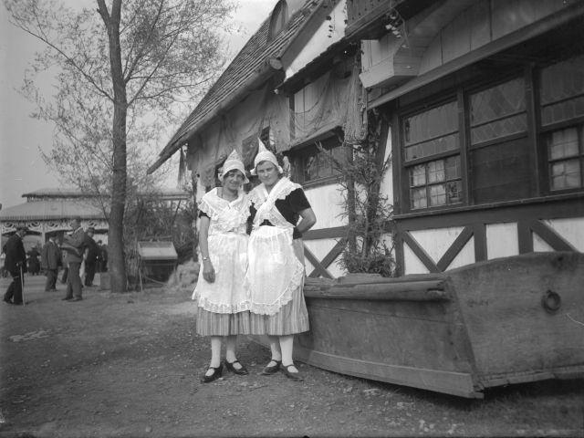 Oktoberfest 1926, Foto: Georg Pettendorfer/Stadtarchiv München/Pett3-0158