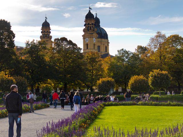 Hofgarten, Foto: Katy Spichal