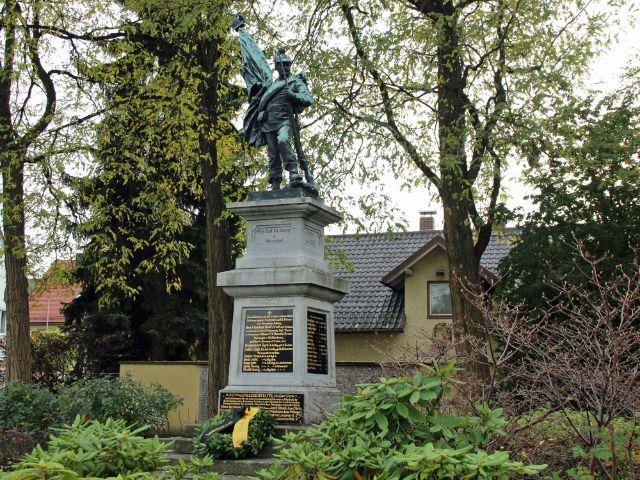 Kriegerdenkmal in Alt-Aubing