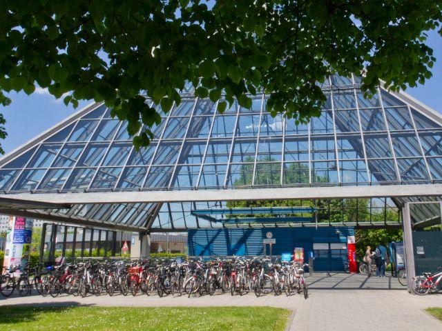 U-Bahnhof Klinikum Großhadern, Foto: Katy Spichal