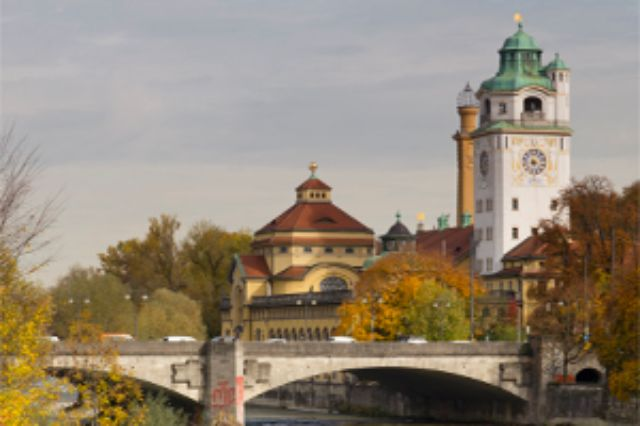 Müllersche Volksbad, Foto: Katy Spichal
