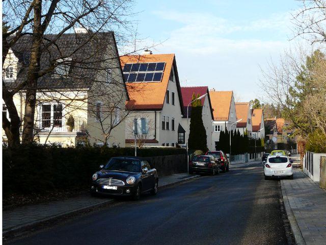 Villen in Harlaching