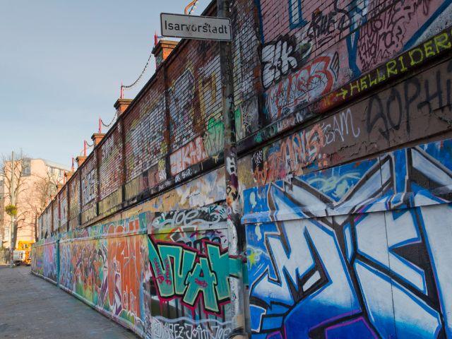 Schlachthofviertel in der Isarvorstadt, Foto: Katy Spichal