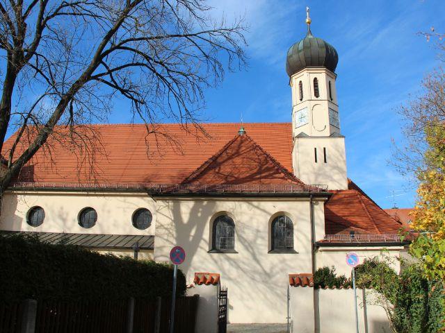 St.Ulrich in München Laim