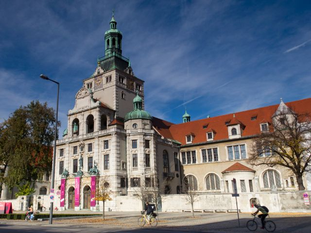 Bayerisches Nationalmuseum, Foto: Katy Spichal