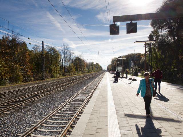 Stadtteilspaziergang Lochhausen, Foto: Katy Spichal