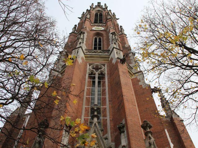 Heilig Kreuz Kirche, Foto: Christian Brunner