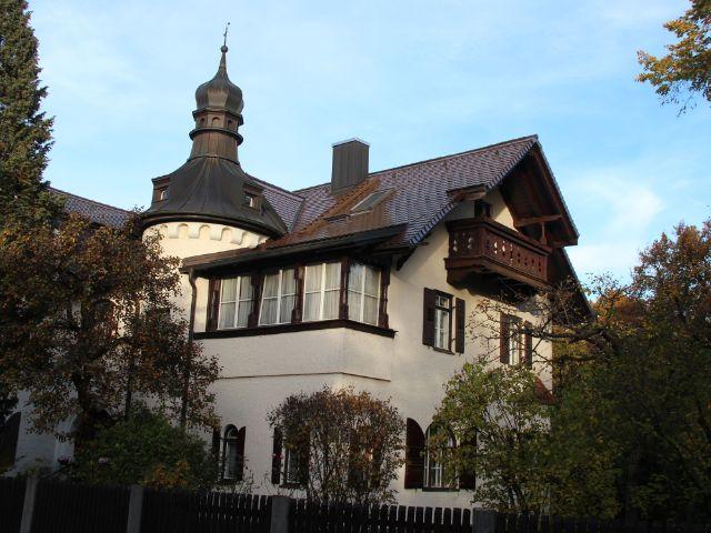 Villa in Pasing, Foto: Christian Brunner