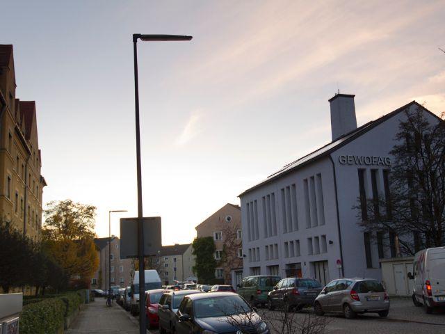 Wohngegend in München Ramersdorf, Foto: Katy Spichal