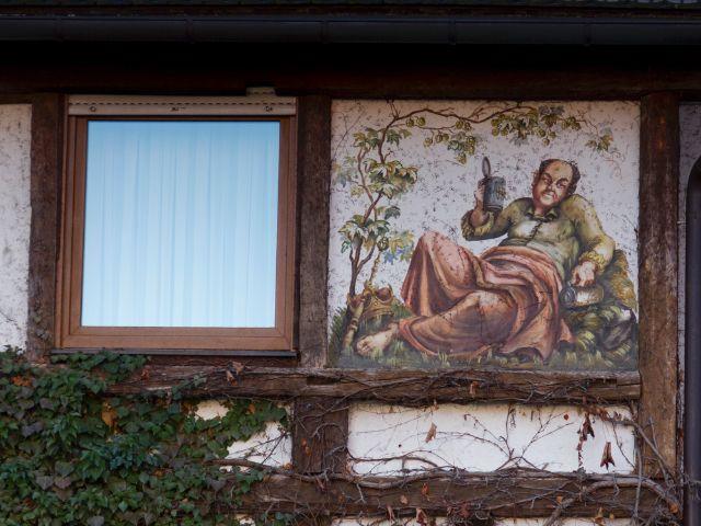 Wohngegend in München Solln, Foto: Katy Spichal