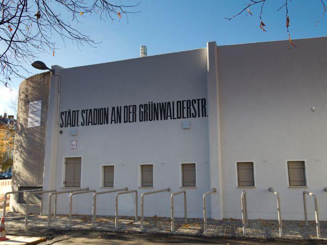 Grünwalder Stadion, Foto: Katy Spichal