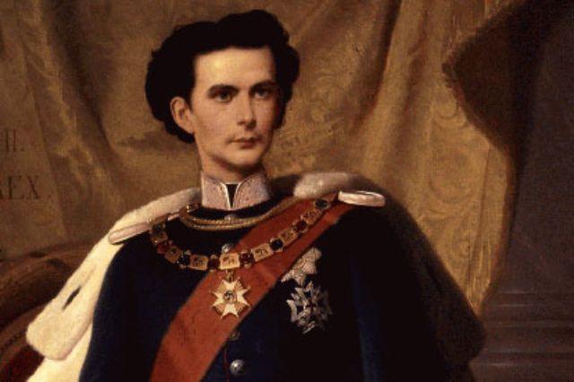 Ludwig II Portrait