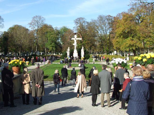 Allerheiligen am Westfriedhof