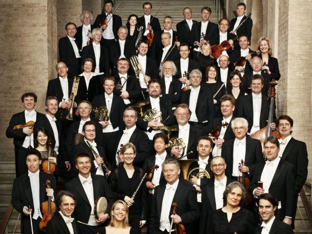 Bayerisches rundfunk orchester