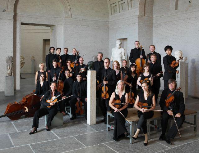 Das Münchner Kammerorchester, Foto: Marek Vogel