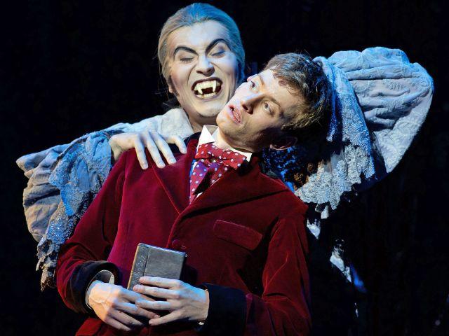 Tanz der Vampire im Deutschen Theater