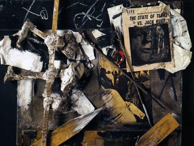Postware, Kunst zwischen Pazifik und Atlantik, Haus der Kunst, Emilio Vedova