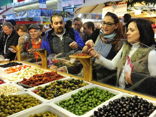"""Impressionen von der """"Food & Life""""., Foto: GHM"""