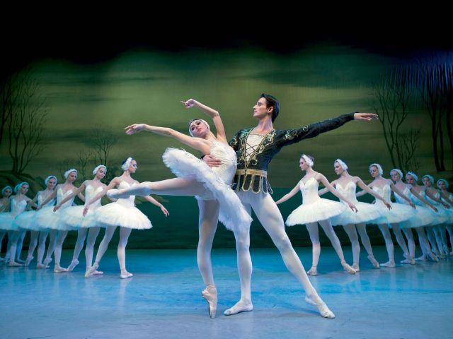 Schwanensee-Ballett, Foto: MünchenMusik
