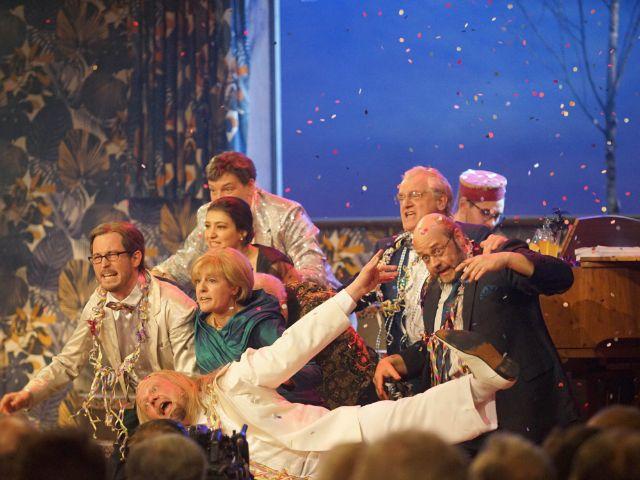 Das Singspiel auf dem Nockherberg 2017
