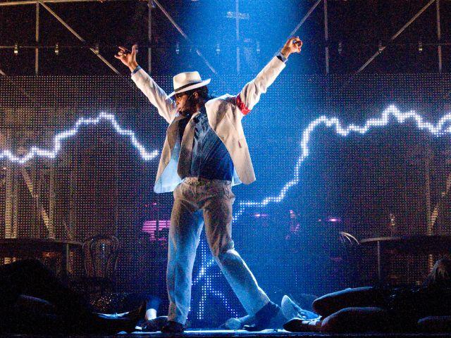 """Musicalszene """"Thriller- Live"""""""