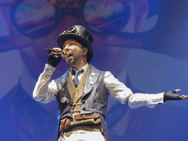 DJ Bobo in der Mystorial-Show, Foto: Natalie Burkart/Yes Music