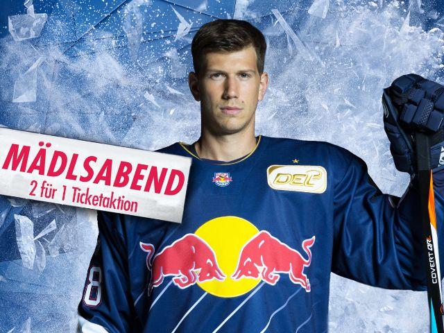 EHC Red Bull München Mädelsabend