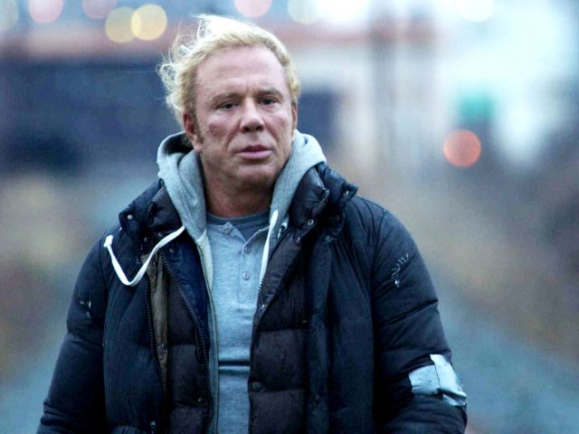 """Mickey Rourke in """"Der Wrestler"""", Foto: Filmkunstwochen"""