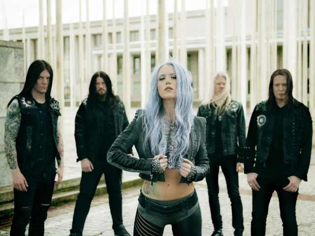 Arch Enemy, Foto: Global Concerts