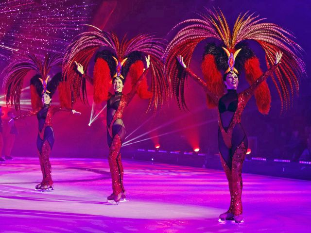 Holiday on Ice: Time, Foto: Holiday on Ice